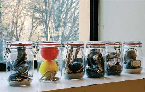 Arthur akopy documents d 39 artistes paca - Bocaux en verre pour conserves ...