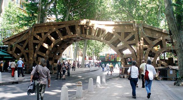 Olivier grosset te documents d 39 artistes paca - Les jardins d arcadie aix en provence ...