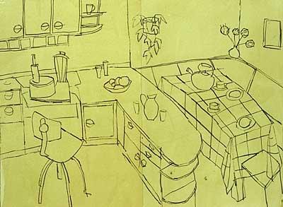 Markus Kreiss kitchen